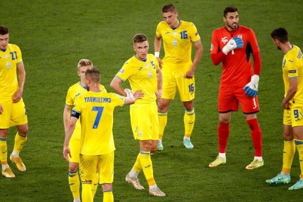 ไซดอร์ชุค รับ ยูเครน พลาดเองเกมเจอ อังกฤษ